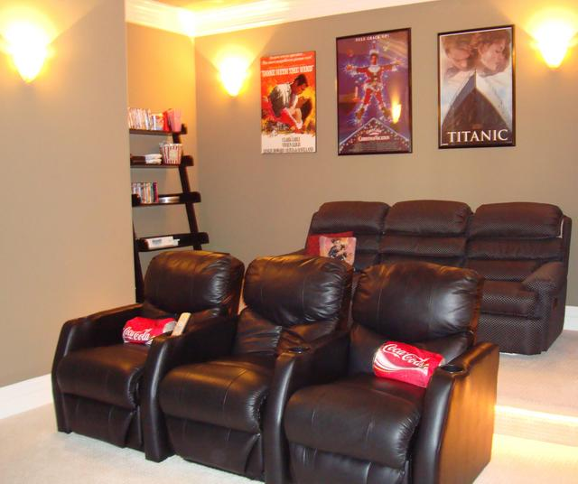 20 MustSee Media Room Designs  HGTV